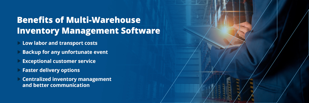 , Why You Should Be Using Multi-Warehouse Inventory Management