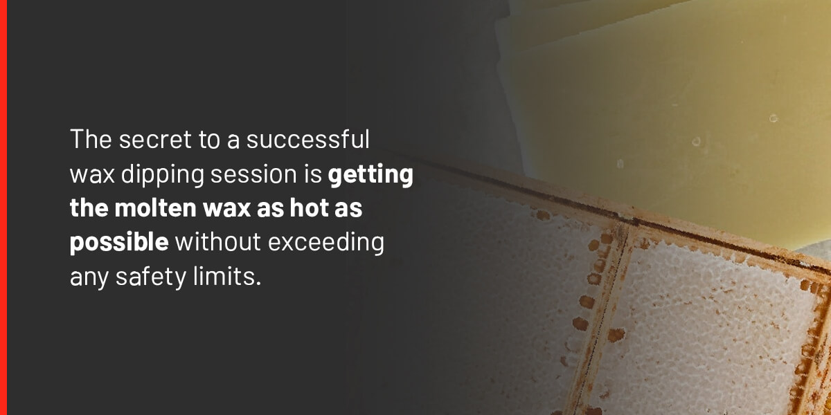 3 Reasons to Use Wax On Your Wooden Beehive