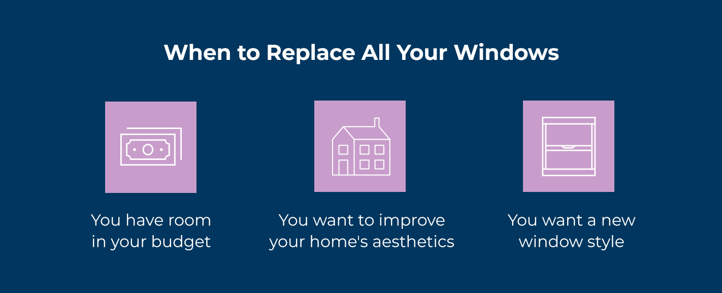 When to Replace All Your Windows