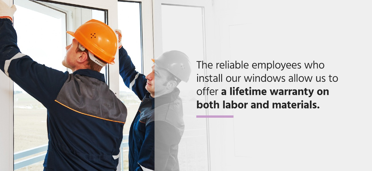 We'll Only Send Reliable Workers to Your House