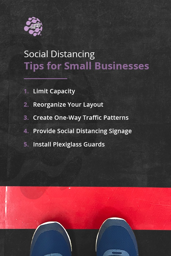Social Distancing Tips for Small Businesses