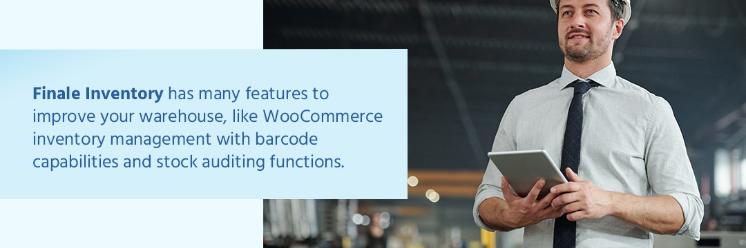 woocommerce inventory management with barcode capabilities and stock auditing functions
