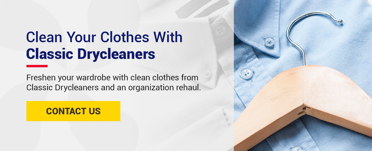 Clean your Clothes with Classic Drycleaners
