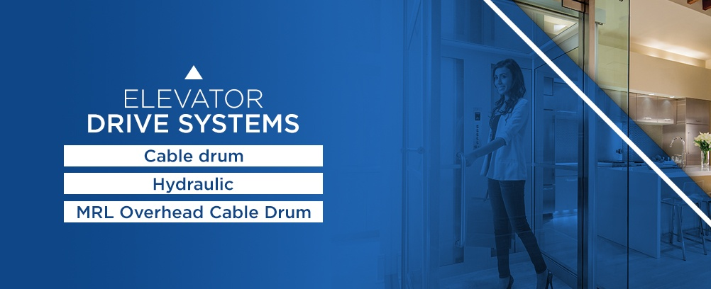 Elevator Drive Systems