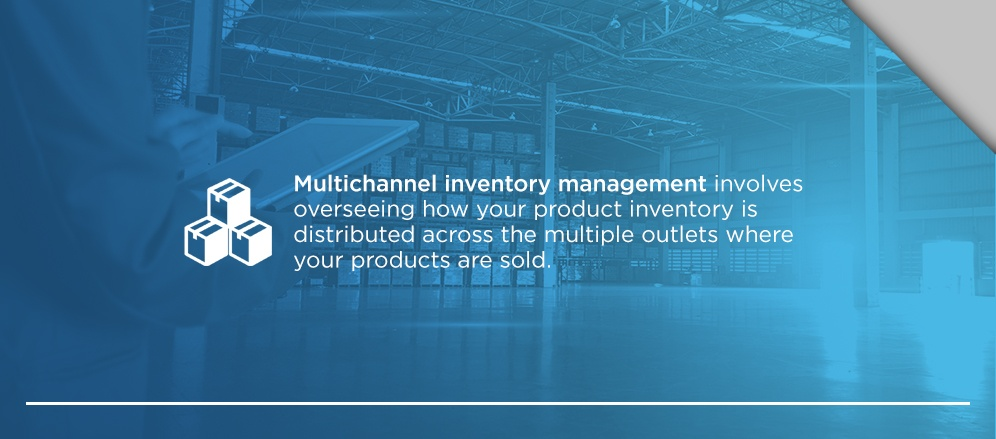 ecommerce inventory management, eCommerce Inventory Management for multichannel sellers
