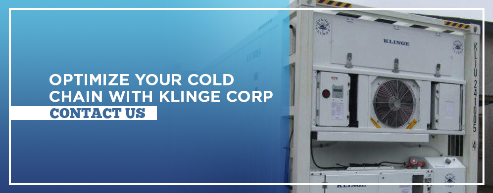 Optimize your cold chain with Klinge Corp